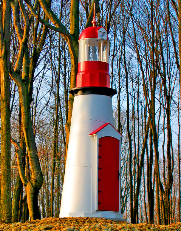 yard lighthouse kits