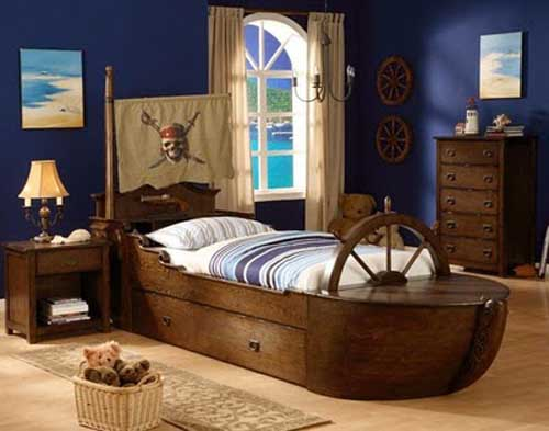 Creative Children's Beds | Trying to Balance the Madness