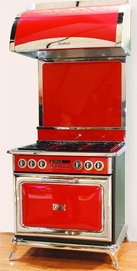 Cool And Beautiful Retro Stoves Trying To Balance The