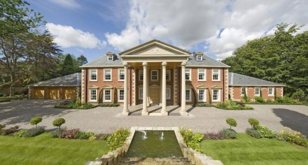 Runnymede Mansion Provides Simply The Best Styling