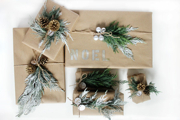 homedepotgift_wrap_ideas_greenery1