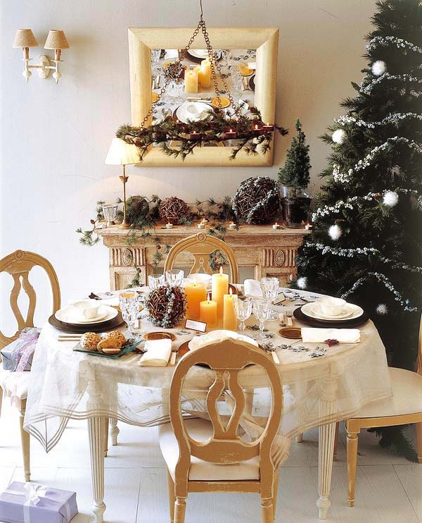 modernhomedesignersRomantic-Christmas-Dining-Room-Decorations
