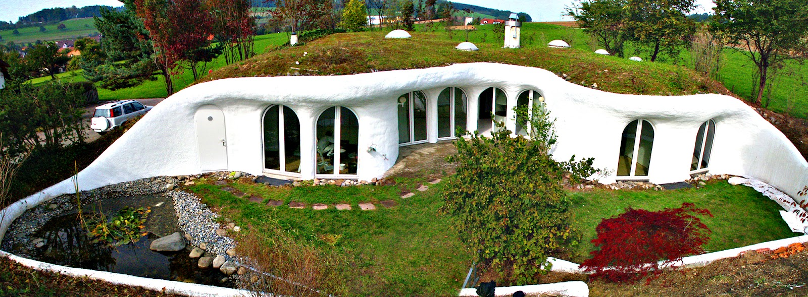 oddyfunnyearth house switzerland peter vetsch eco trying