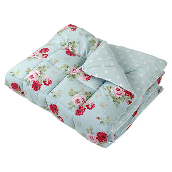 antique-rose-bouquet-eiderdown-duck-