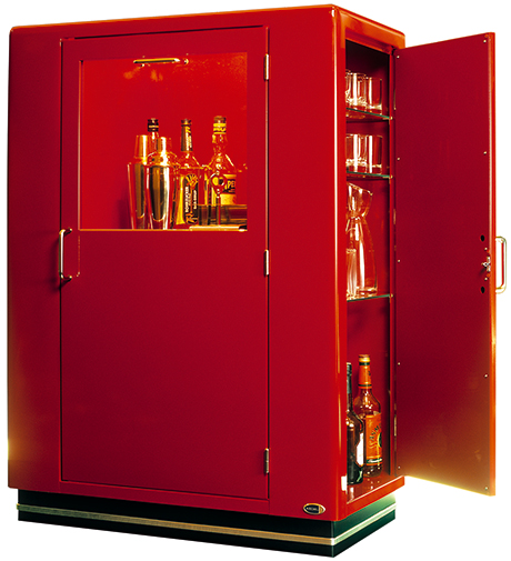 Beautiful Modern Drinks Cabinets No Babycham Here Trying To Balance The Madness