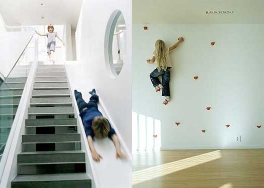Super Fun Slides For Your Home And Office Weeee