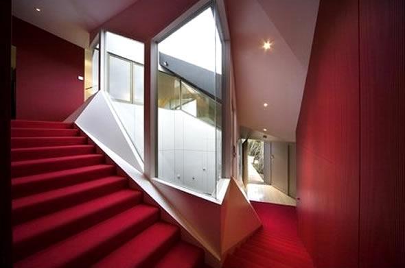 DesignwagenRed Interior Design Klein Bottle House