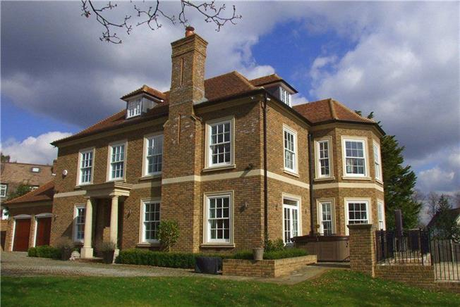 Bespoke, Automated, Luxury Reigate Home