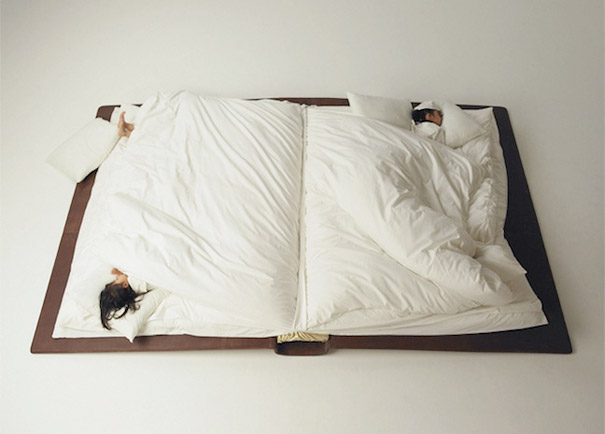 boredpandacreative-beds-book-bed