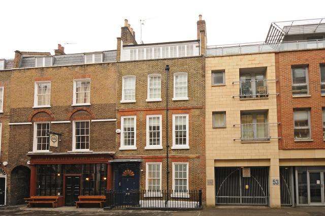 Britton Street - Exterior